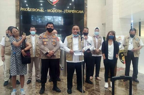 BP2MI Laporkan 2 Perusahaan Penyalur PMI Ilegal ke Bareskrim Polri
