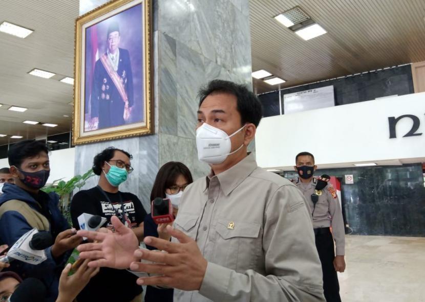 Aziz Syamsuddin Tidak Memenuhi Panggilan KPK